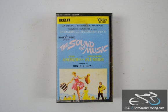 The Sound Of Music Soundtrack Recording Cassette Tape RCA Victor 1965