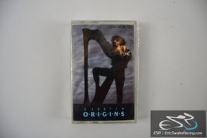 Kerstin Allvin Origins Cassette Tape - New Sealed