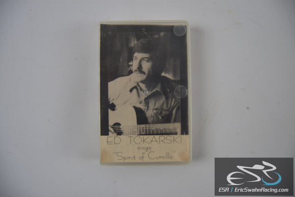 Ed Tokarski Sings Spirit Of Cursillo Cassette Tape 1980
