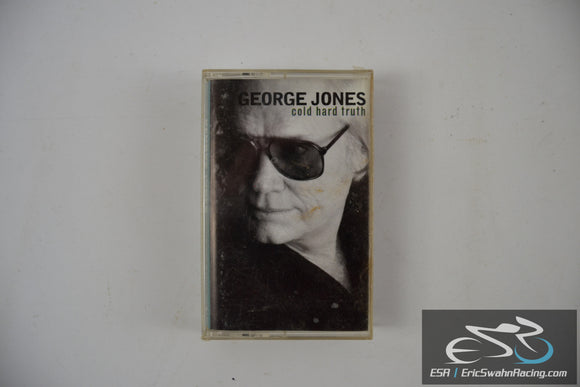 George Jones Cold Hard Truth Cassette Tape Asylum Records 1999