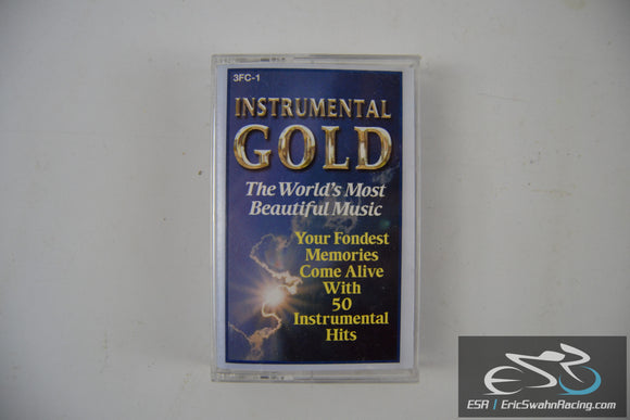 Instrumental Gold Two Cassette Tape Set Beautiful Music Company 2004