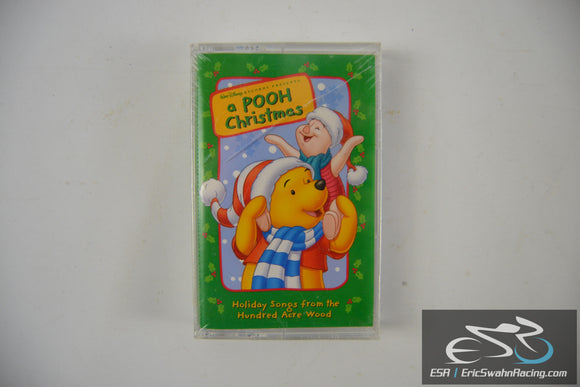A Pooh Christmas Cassette Tape Walt Disney Records Presents