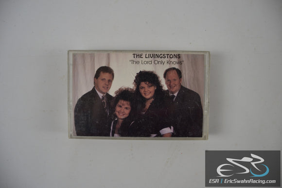 The Livingstons The Lord Only Knows Cassette Tape