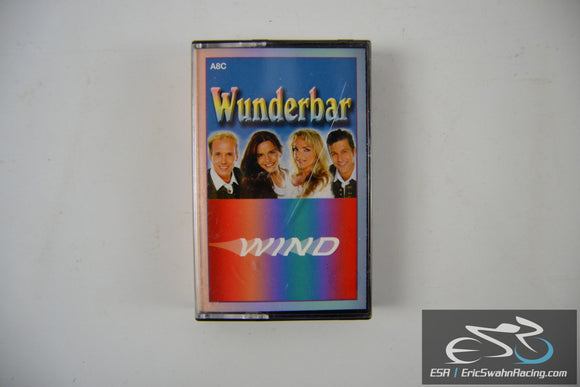 Wunderbar Wind Cassette Tape The Beautiful Music Company 2002