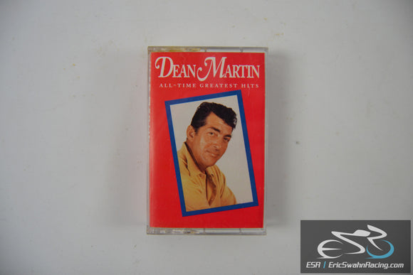 Dean Martin All-Time Greatest Hits Cassette Tape CEMA Special Markets 1991