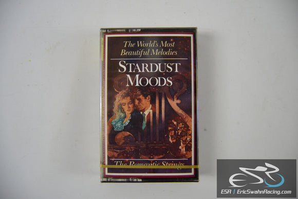 Stardust Moods The Romantic Strings Cassette Tape Reader's Digest 1991