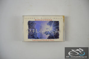 O Holy Night Reflections Cassette Tape Reader's Digest Music 1992