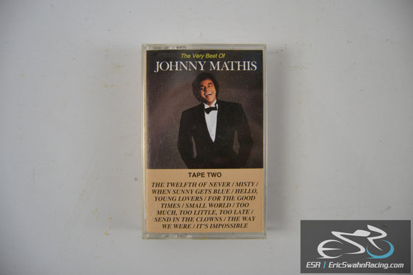 Johnny Mathis Tape Two Cassette Tape Heartland Music, Sony 1992