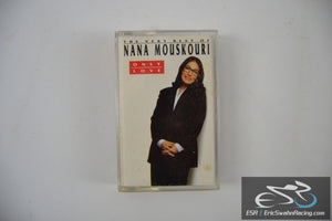 The Very Best Of Nana Mouskouri Only Love Cassette Tape Polygram Records 1991