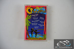 Sun Splashin 16 Hot Summer Hits! Cassette Tape Madacy Entertainment 1996