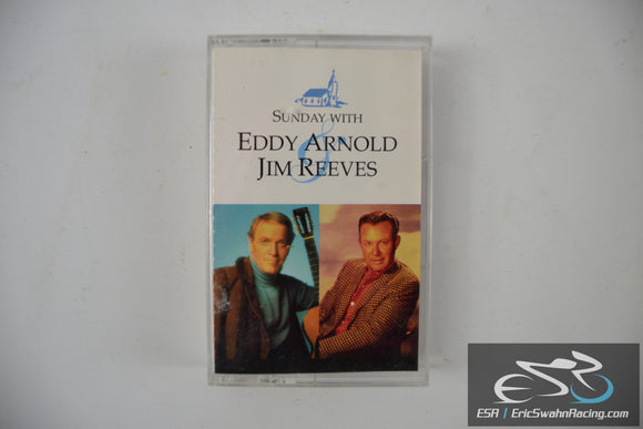 Sunday With Eddy Arnold & Jim Reeves Cassette Tape RCA Records 1995