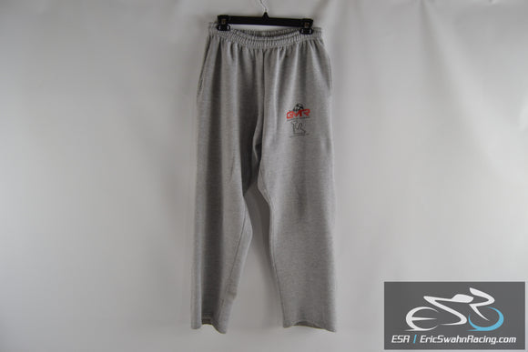 Gingerman Raceway GMR South Haven, MI Grey Sweatpants Gildan Medium