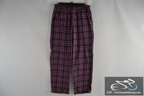 Croft & Barrow Men's Medium Plaid Pants