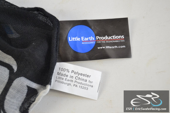 Lions Infinity Scarf Black / White / Blue Little Earth Productions