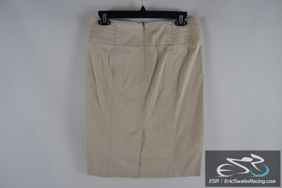 Kenar Tan / Beige Women's Size 6 Skirt