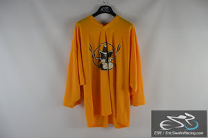 CCM I Spy #22 Yellow Men's X-Large Hockey Jersey *Note*