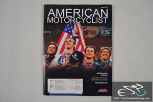 American Motorcyclist Magazine - AMA Motorcyclists Of The Year V71.1 Jan 2017