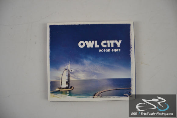 Owl City Ocean Eyes Audio CD Universal Ruplic Records 2009