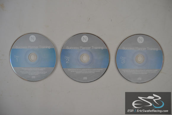 Nerium International Success Planner Training Three Disk Set 2015