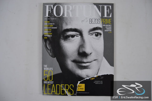 Fortune Magazine - 50 Greatest Leaders V173.5 April 2016