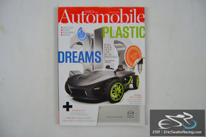 Automobile Magazine - Local Motors 3D Cars V31.9 December 2016