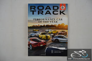 Road & Track Magazine - 2016 Performance Car Of The Year V67.5 Dec 2015|Jan 2016