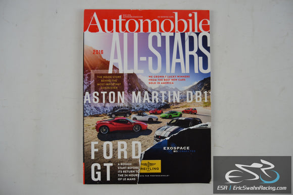 Automobile Magazine - 2016 All-Stars V31.2 May 2016