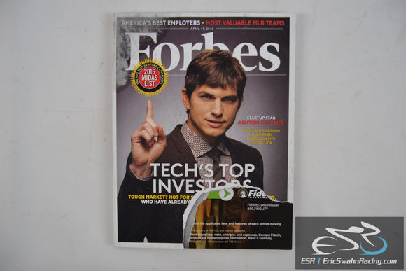 Forbes Magazine - Tech's Top Investors V197.5 April 2016