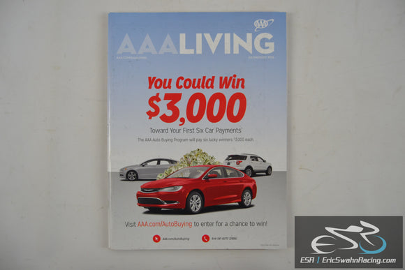 AAA Living Magazine - You Could Win $3,000 July/August 2016