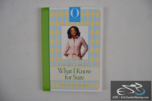 The Best Of Oprah's What I know For Sure Paperback Book Oprah Magazine 2000