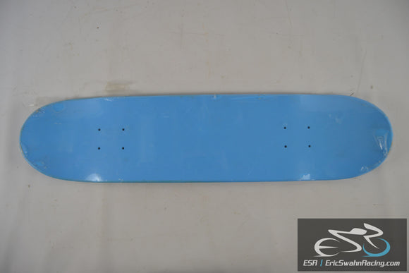 Litezpeed Blue Skateboard Deck Sealed Genuine Canadian Maple