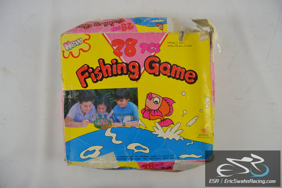 Fishing Game 28 Pieces Of Fish Complete with Original Box