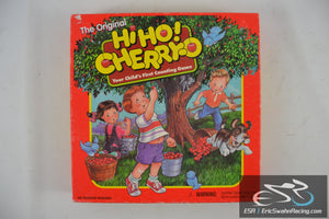 The Original Hi Ho! Cherry-O Childs First Counting Game Ages 3 - 6