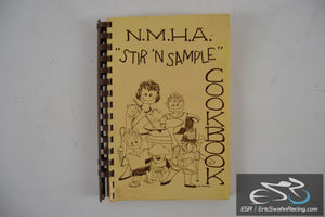 "N.M.H.A. ""Stir N' Sample"" Cookbook 1987 Northern Michigan Hospitals Auxiliary"