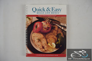 Quick & Easy Meals and Menus 1997 Diabetes Self-Management Book