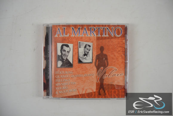 Al Martino Volare Audio CD 2002 Legacy Entertainment
