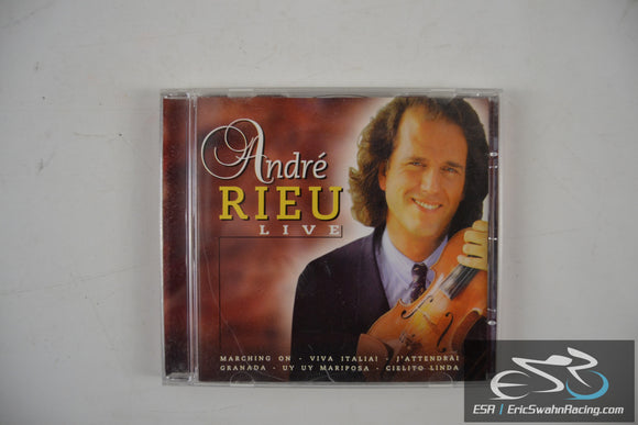 Andre Rieu Live In Concert Audio CD 1999 Arcade Music Company / Disky