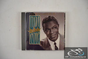 Nat King Cole The Greatest Hits Audio CD 1994 Capitol Records