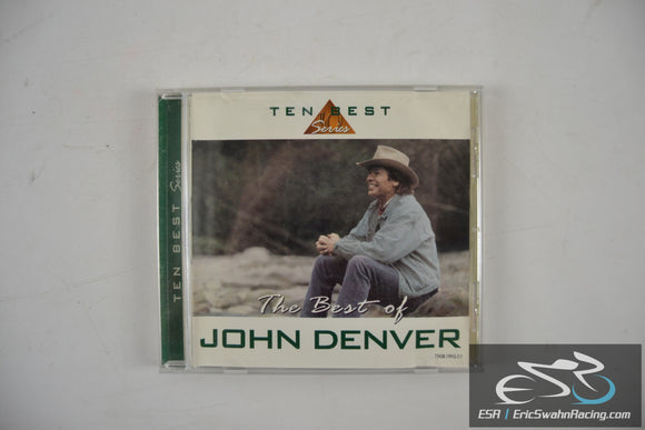 The Best Of John Denver Audio CD 1998 EMI - Capitol Special Markets