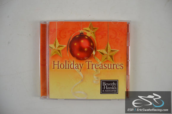Holiday Treasures Audio CD 2008 Beverly-Hank's & Associates