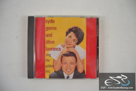 Eydie Gorme and Steve Lawrence Sing The Golden Hits Audio CD 1990 MCA Records
