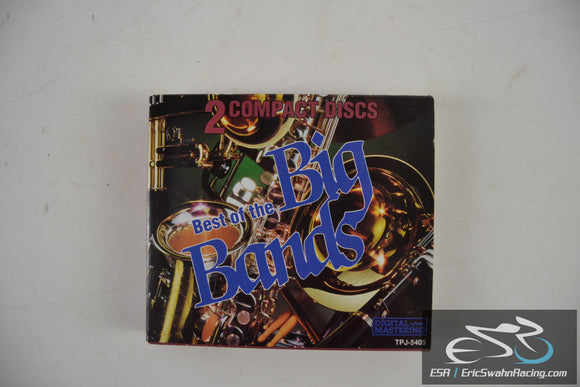Best of the Big Bands Audio CD 1995 Madacy Records TPJ-5405