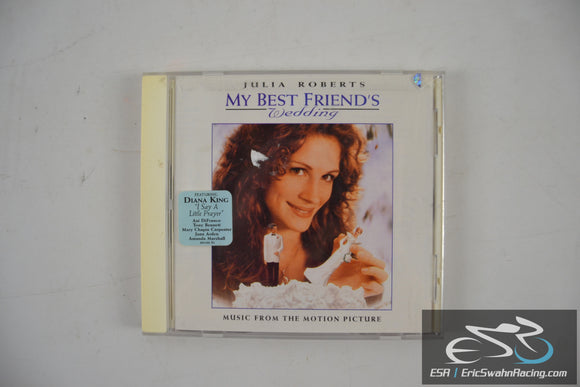 My Best Friend's Wedding Movie Soundtrack Audio CD 1997 Sony Music Entertainment