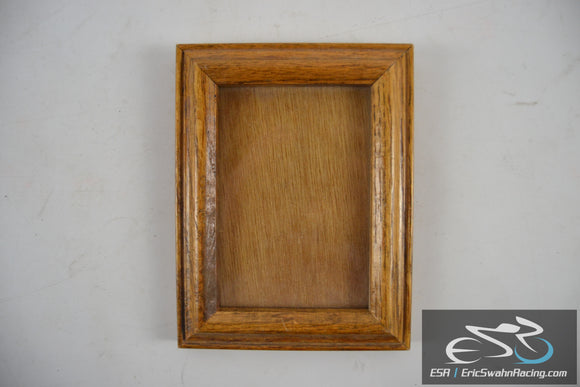 Wood Picture Frame Fits 4.5x3