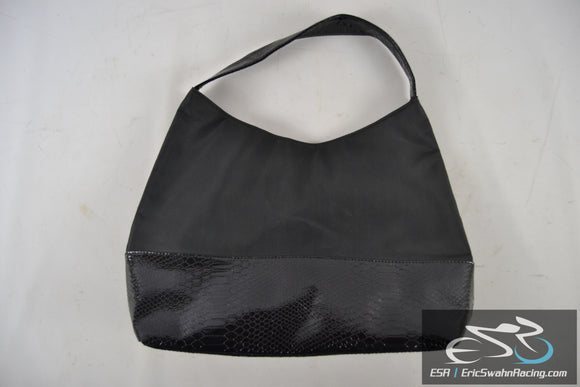 All Black Super Sexy Medium Sized Unbranded Women's Purse