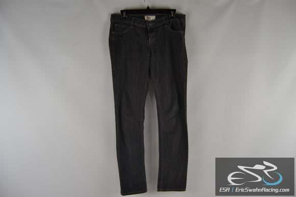 SO Jeans Women's Black Jeans Pants Size 9