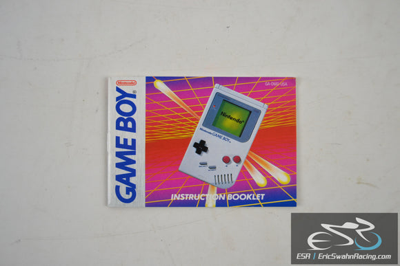 Game Boy Nintendo GA-DMG-USA 1989