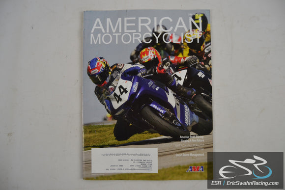 American Motorcyclist Magazine - Amateur Road Racing Vol 71.2 Feb 2017