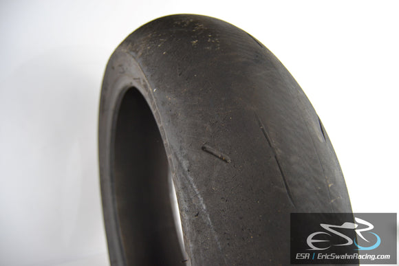 Bridgestone Battlax Racing Street RS10R Rear 190/55ZR17 Motorcycle Tire