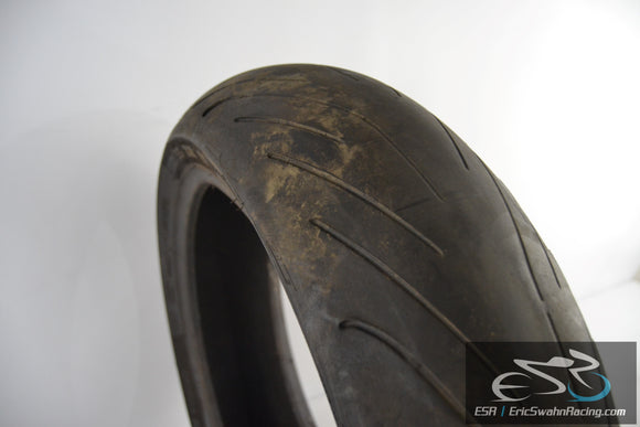 Michelin Pilot Power 3 Rear 180/55ZR17 Michielin Tire